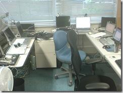 オフィスのレイアウトを変更しました。(Web会議のSOBAプロジェクト)